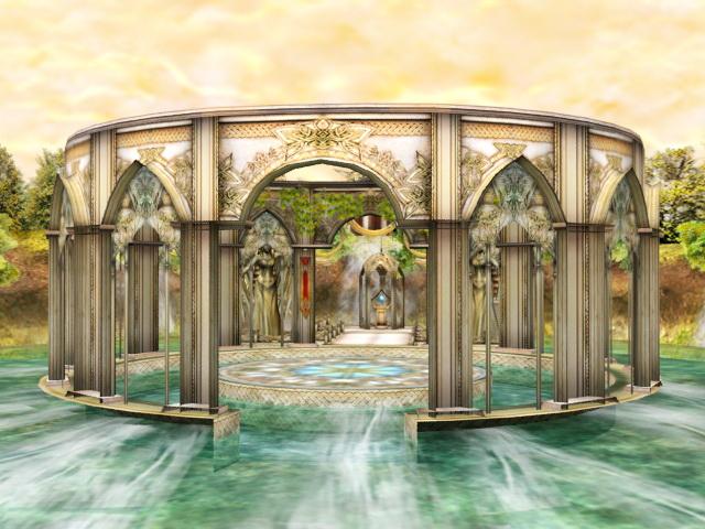 Ruins 3d model free download - cadnav com