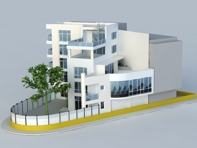 building models 3ds max download free