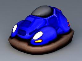 Future Hover Car 3d model