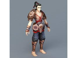 Ancient Times Mechanic 3d model