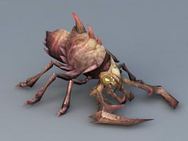 Stag Beetle 3d model