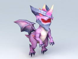 Dragon Whelp 3d model