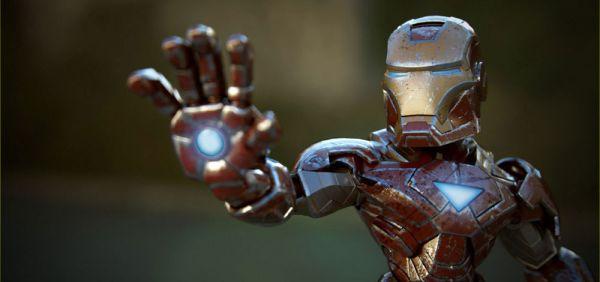 Marvel Heroes Iron Man 3d model