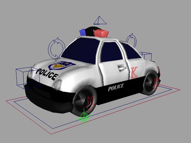 Police vehicle 3d model free download - cadnav com