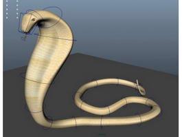 Cape Cobra Rig 3d model