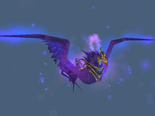 Dark Phoenix Mount 3d model