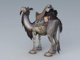 Camel Mount 3d model