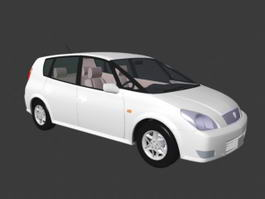 Toyota Car 3d model