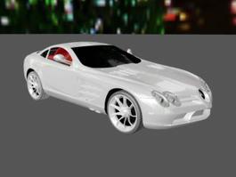 Mercedes Benz SLR 3d model