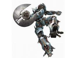 Transformers Jazz 3d model
