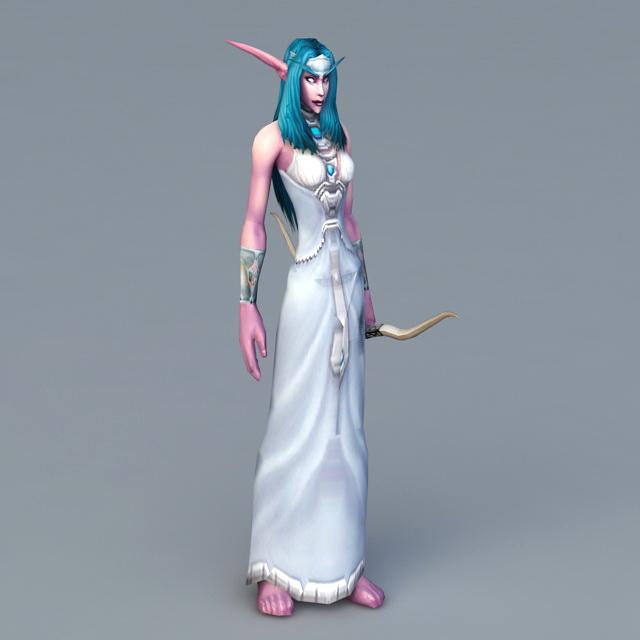 World of Warcraft 3d model free download - cadnav com