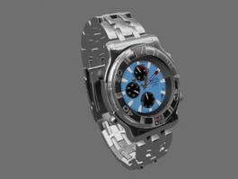 Racer Watch 3d model