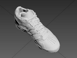 White Sneakers 3d preview
