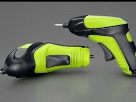 Electric Drill 3d model