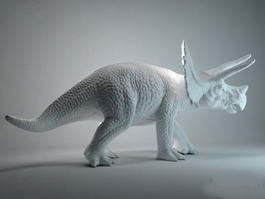 Triceratops Dinosaur 3d model