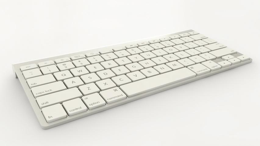 Apple keyboard model m0116