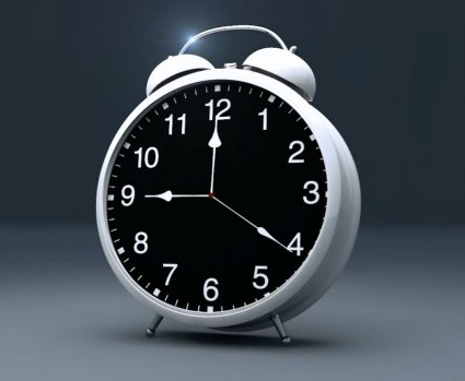 Alarm Clock 3d Model Cinema 4d Files Free Download
