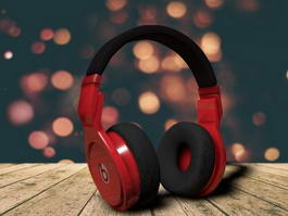 Beats Headphone 3d model