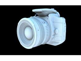 Canon Camera 3d model
