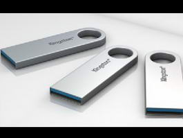 USB Flash Thumb Drive 3d model