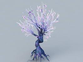 Elf Tree 3d model