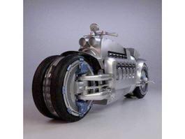 Dodge Tomahawk 3d model