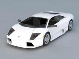 Lamborghini Murcielago 3d model