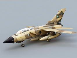 Panavia Tornado Aircraft 3d model