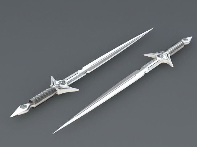 Ancient Sword 3d Model Object Files Free Download