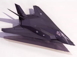 F-117 Nighthawk 3d model
