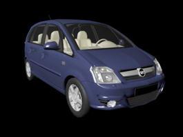 Opel Car 3d model