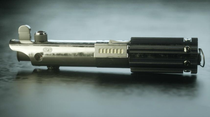 Luke Skywalker Lightsaber 3d model