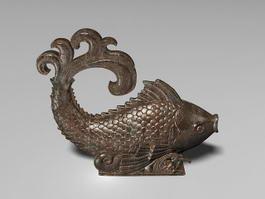 Wooden Fish 3d model