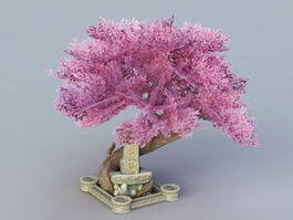 Old Peah Tree 3d model