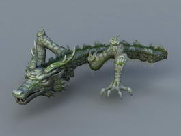 Dragon Road 3d model