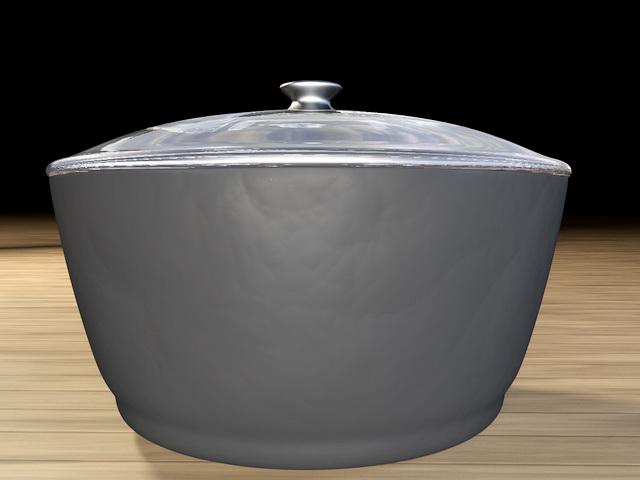 kettle 3d model free download