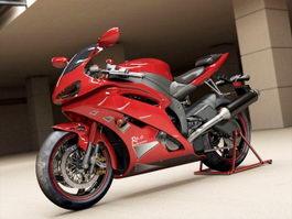 Ducati Super Sport Bike 3d model