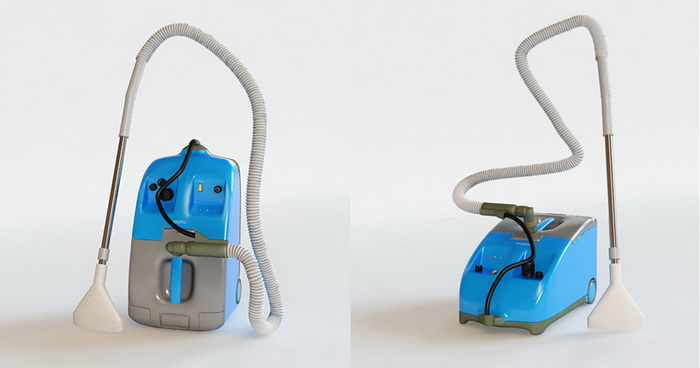 Thomas Vacuum Cleaners 3d model
