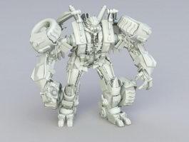 Transformers Character 3d model