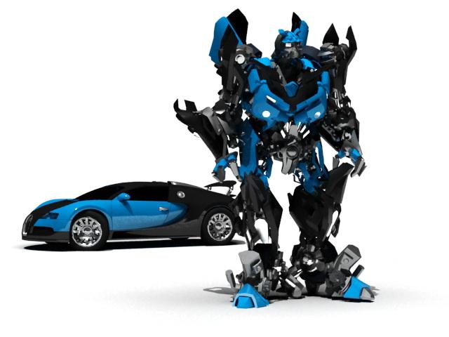 Transformers 3d model free download - cadnav com