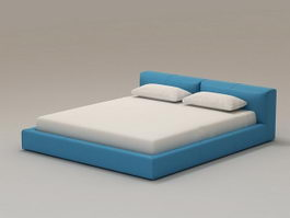 Softest Bed 3d model