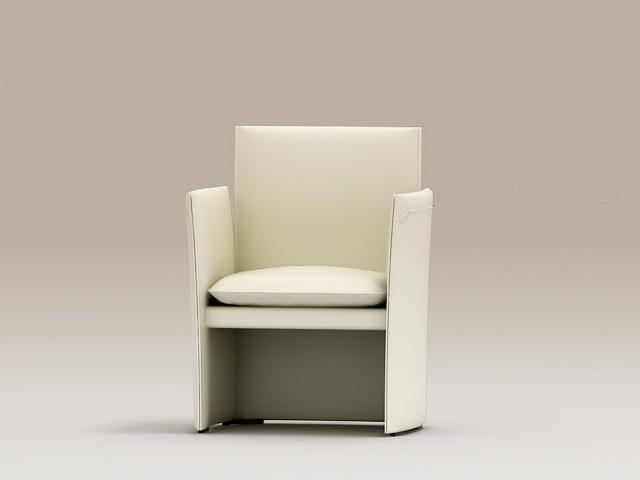 Accent Chair 3d model