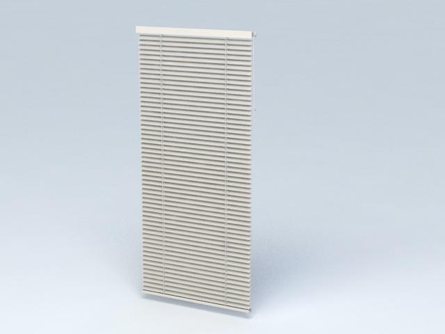Window Blind 3d model