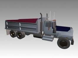 Toy Truck 3d preview