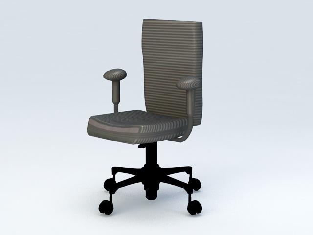 Modern Office Chair 3d model