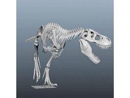 Dinosaur Bones 3d model