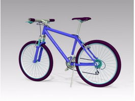 Specialized Mountain Bike 3d model