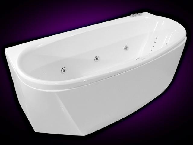 Whirlpool Bathtub 3d model