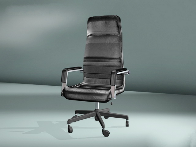 Executive Office Chair 3d model