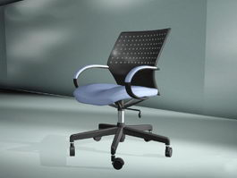 Ergonomic Computer Chair 3d model